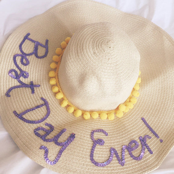 Best Day Ever! Honeymoon Hat™