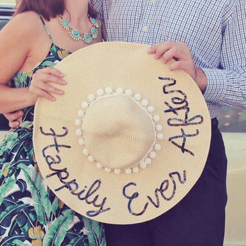 Happily Ever After Honeymoon Hat™