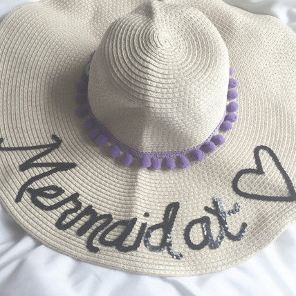 Mermaid at Heart Honeymoon Hat™