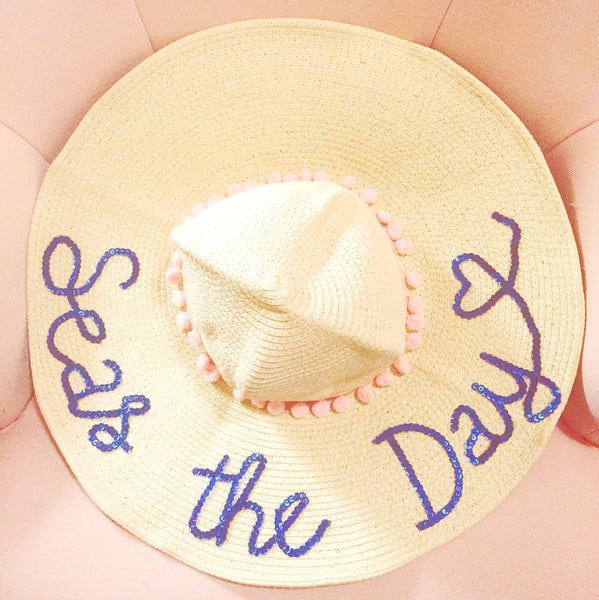 Seas the Day Honeymoon Hat™