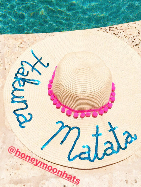 Hakuna Matata Honeymoon Hat™