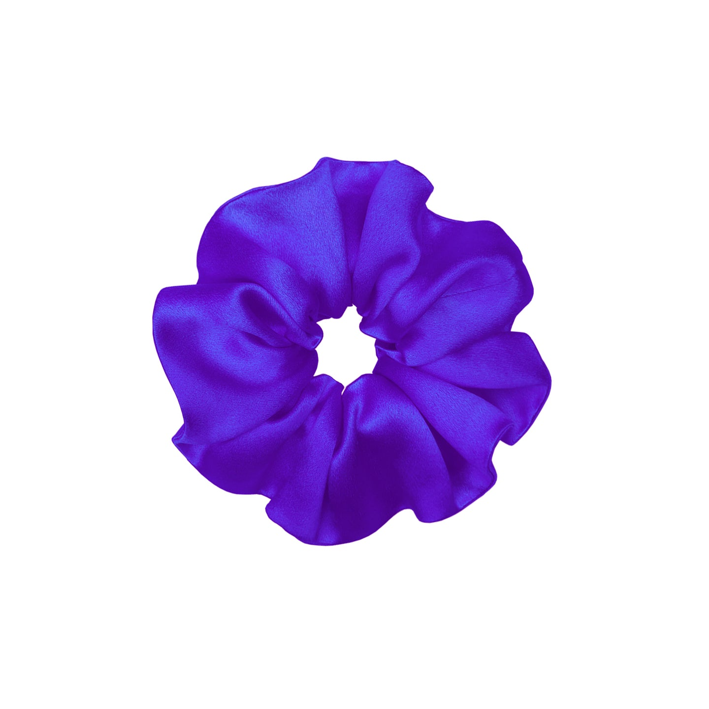 Christie Scrunchie in Indigo