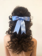 Load image into Gallery viewer, Sloan Bow in Cornflower Blue
