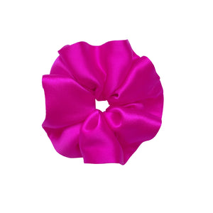 Christie Scrunchie in Magenta