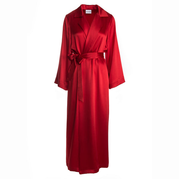 Ruby Boxing Robe