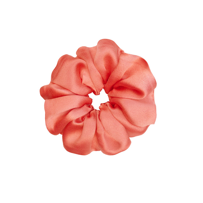 Christie Scrunchie in Salmon