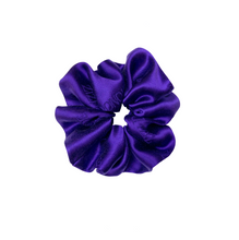 Load image into Gallery viewer, Whitney Silk Scrunchie