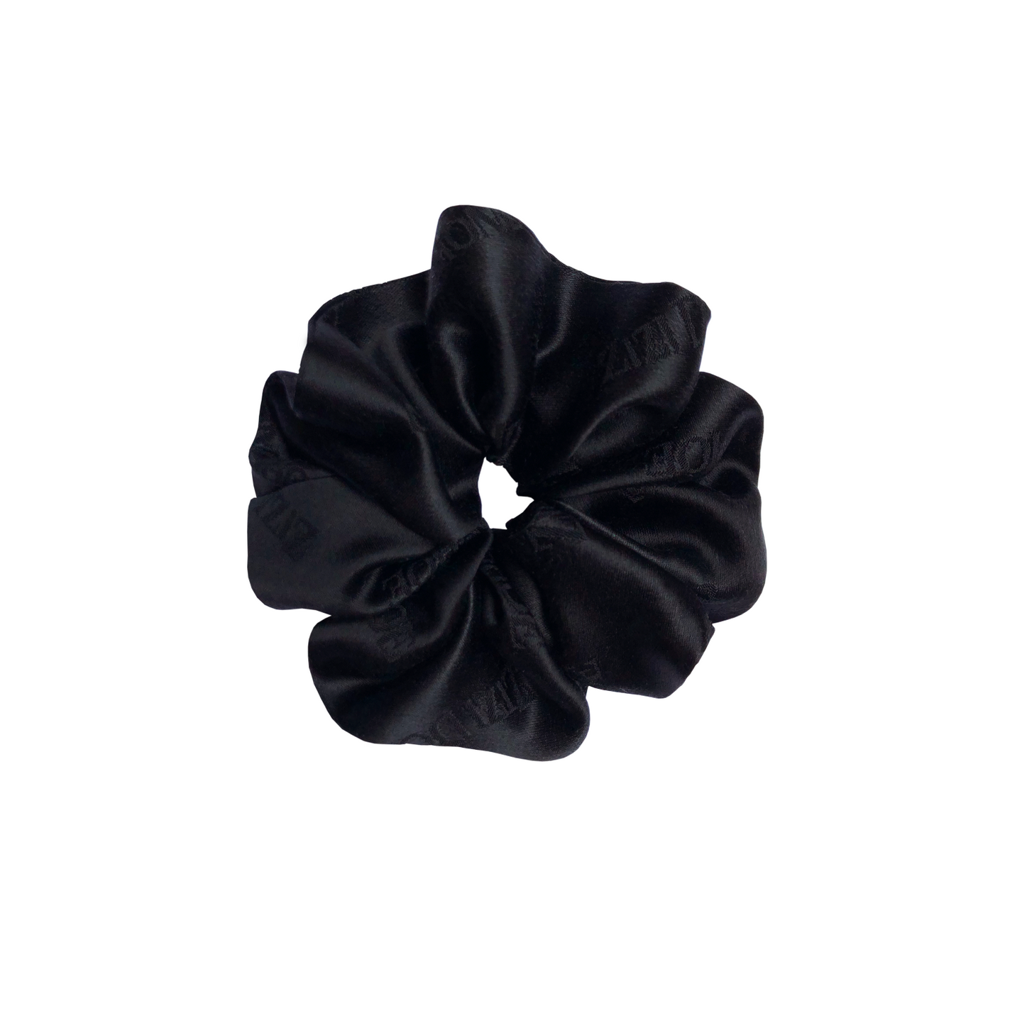 Whitney Scrunchie in Black