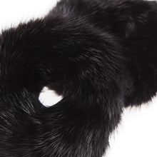 Load image into Gallery viewer, Claudia Mini Mink Scrunchie