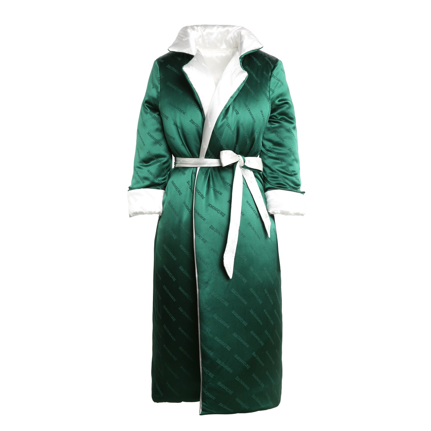 Silk Duvet Coat