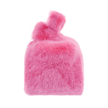 Load image into Gallery viewer, Mini Mink Shopper in Pink