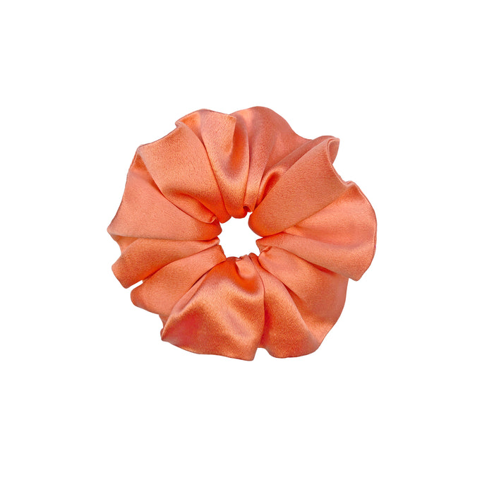 Christie Scrunchie in Peach