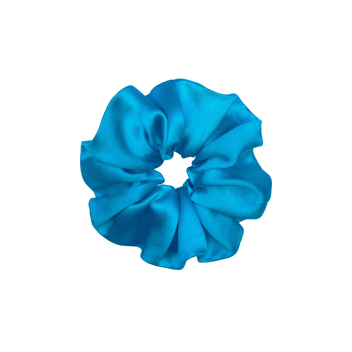 Christie Scrunchie in Turquoise