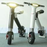 Emeek Foldable Electrical Scooter with Two Wheels Electric Bike 25km Per Hour EU speed - SilkRoads Online