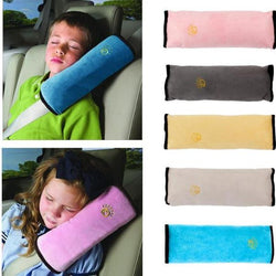 Pillow Used Shoulder Pad For Car Auto Safety Seat Belt Harness - SilkRoads Online