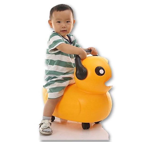 Small baby ride on Shilly-car duck scooter with wheel - SilkRoads Online