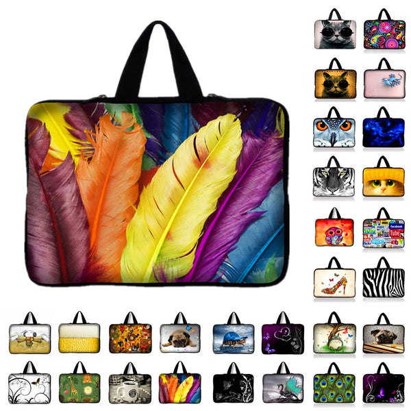 Printed Laptop Tablet Notebook Case For For Asus HP Acer And Lenovo
