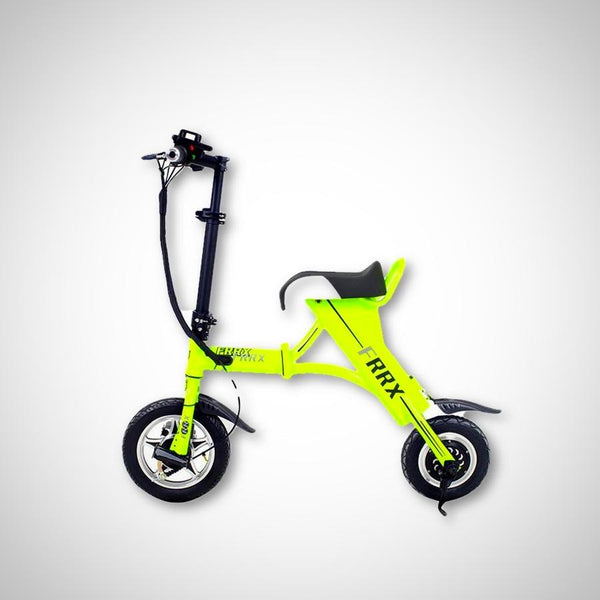 "16 ""Mini folding with lithium batteries electric vehicles driving scooter bike - SilkRoads Online"