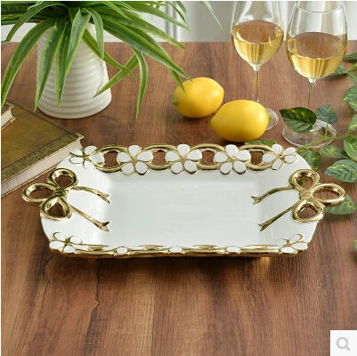 European food container luxury ceramic fruit plate dishes and plates sets dinner plates fruit tray SG052 & European food container luxury ceramic fruit plate dishes and plates ...
