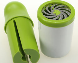 Free Shipping - 1pc herb grinder Parsley Shredder Chopper Cutter Kitchen Tool