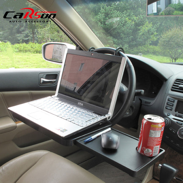 Portable Foldable Auto Laptop Stand Or Food Tray