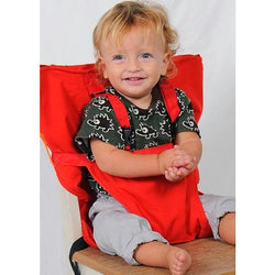 Portable Infant Seat Product Dining Lunch Chair/Seat Safety Belt High Chair - SilkRoads Online
