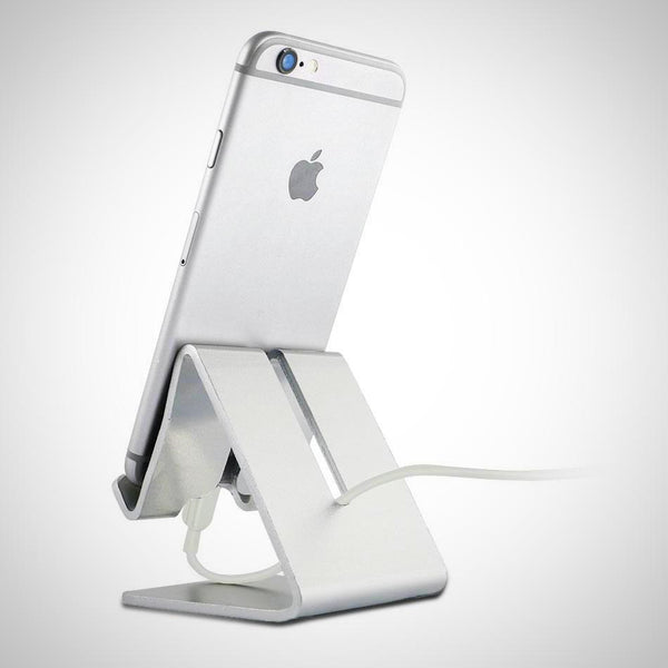 Universal Aluminum Mobile Phone Tablet Holder Stand f
