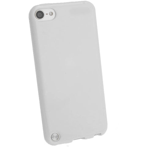 Silicone Case for iPod Touch 5- White - SilkRoads Online