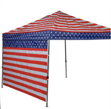 10'x10' American Flag Print (shade wall)