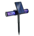 Solar LED Bug Zapper Mosquito killer!