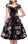 Sugar Momma Vintage Pinup Dress