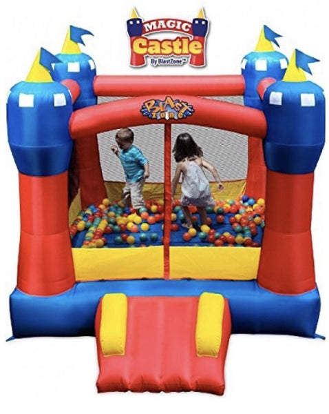 Magic Castle Inflatable Bouncer