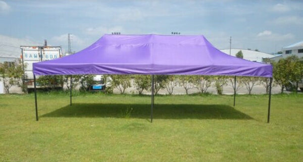 10 x 20 Purple Easy Pop-up Canopy Tent
