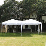 10'x20' WHITE POP-UP TENT & BAG