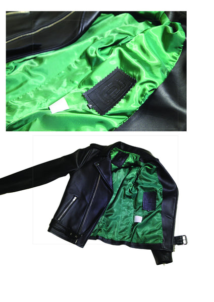 Oldies No.85 Women Leather Jacket