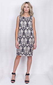 Megan Salmon Roccoco Dress