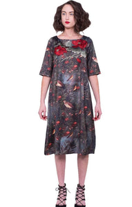 Megan Salmon Giselle Bell Dress