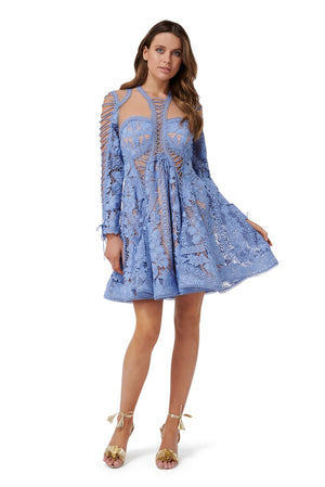 Bluebell Lace Dress by Thurley