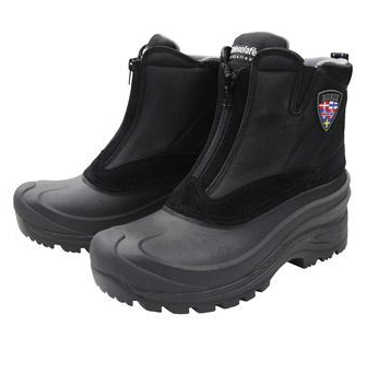 Horze Zip up Stable Boots - Freestyle Saddlery