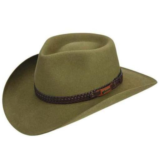 Akubra - Snowy River - Freestyle Saddlery