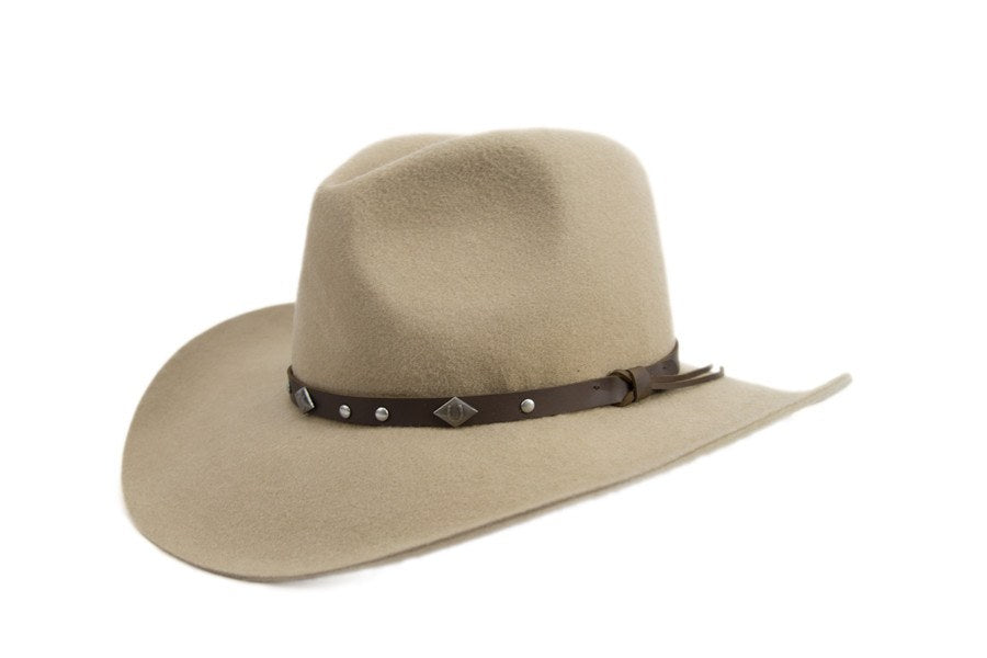 Brigalow Country Australian Wool Felt Hat - Freestyle Saddlery