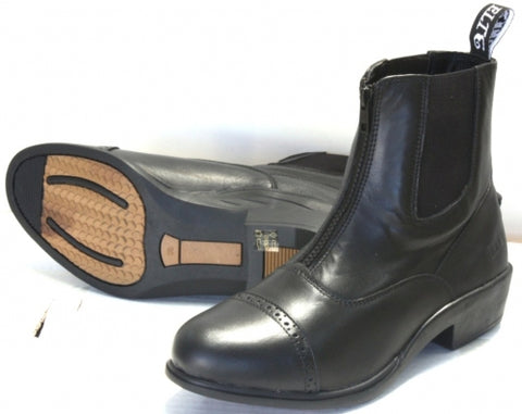 Boot Zip up Riding ELT Elite - Freestyle Saddlery