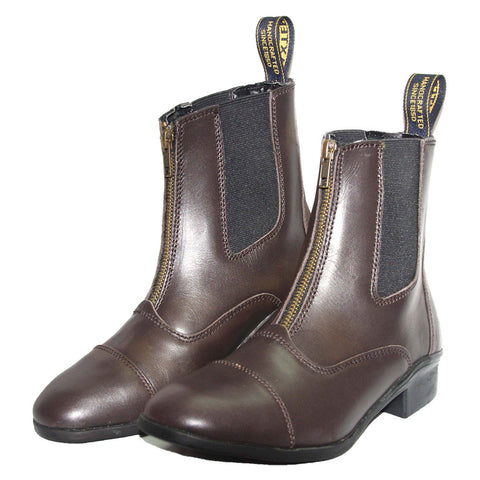 Baxter Boots Palamino Zip - Freestyle Saddlery