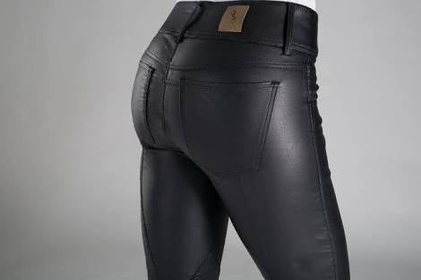Breech Leather Look Agnes by Horze - Freestyle Saddlery