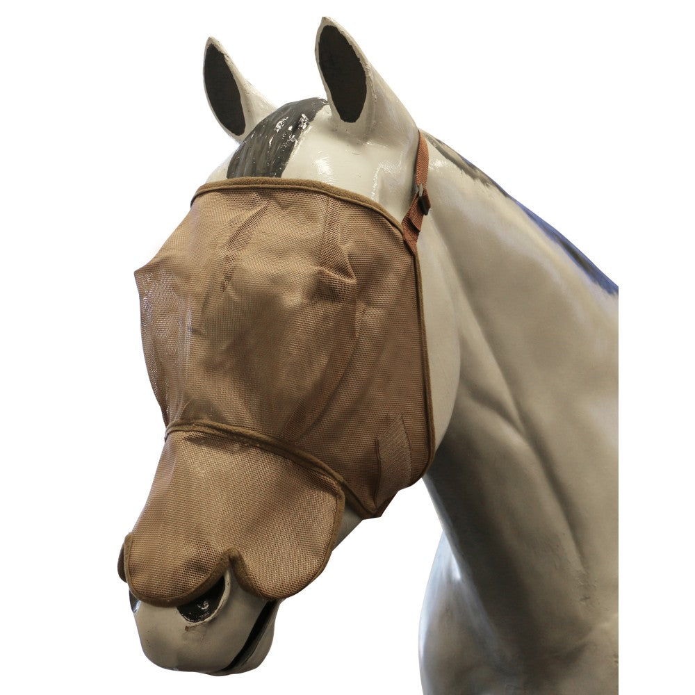 Fly veil  Horsemaster ezy breath - Freestyle Saddlery