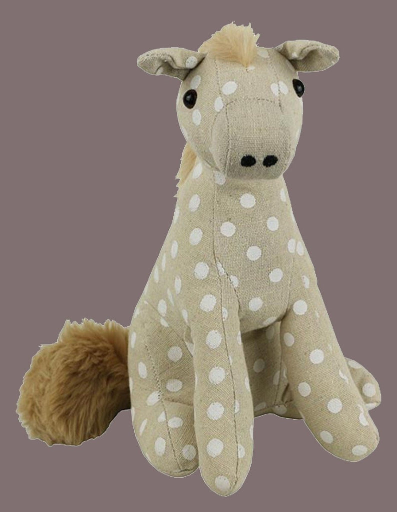 Cute Horse Doorstop - Freestyle Saddlery