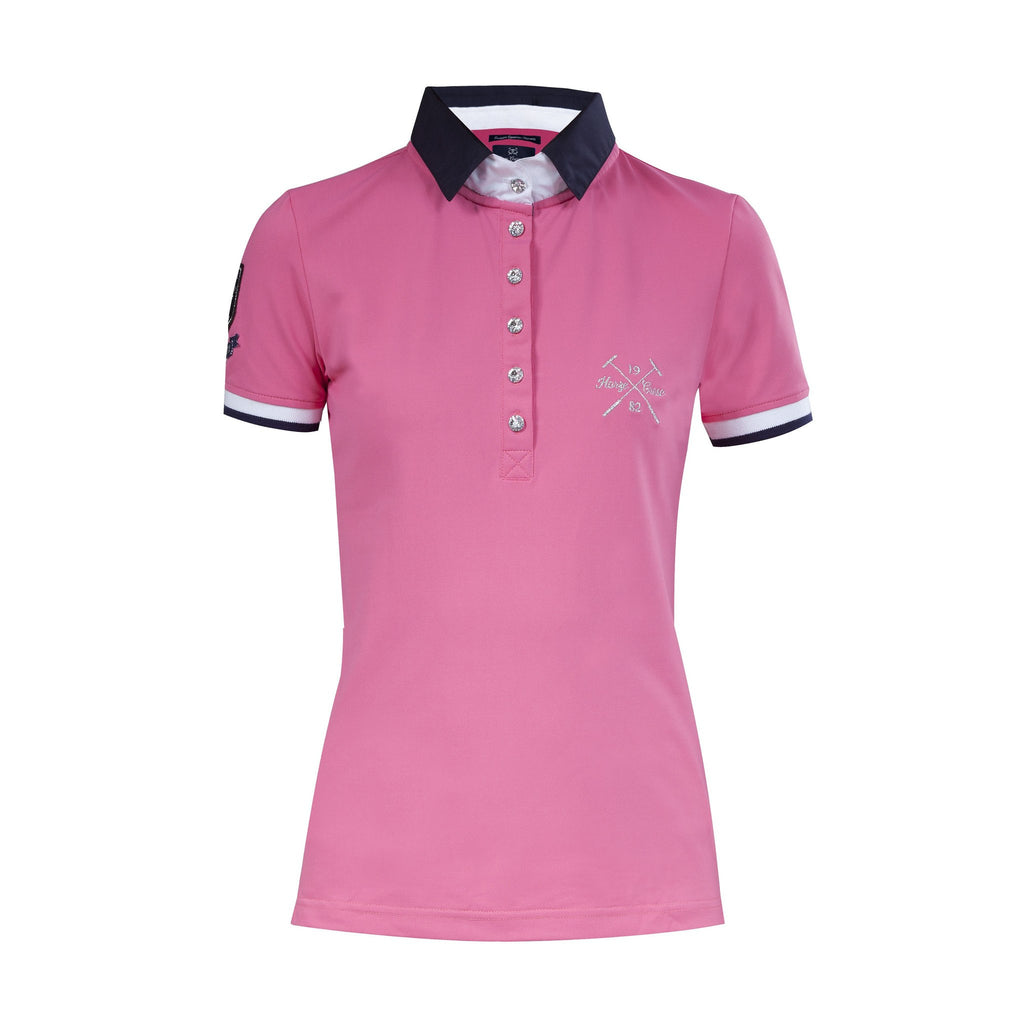 Polo shirt ladies Horze Pique Technical - Freestyle Saddlery