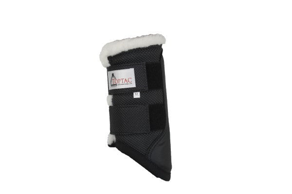 Horse Boot Tendon w/fleece - TopTac - Freestyle Saddlery