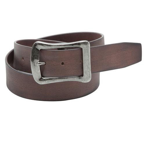 Handmade Leather Jeans Belt - Freestyle Saddlery
