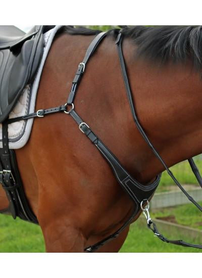 FF Breastplate Amanda Ross - Freestyle Saddlery
